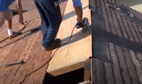 When its Time for a New Roof